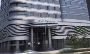 Pearl Rotana hotel Abu Dhabi