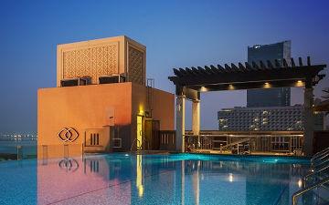 Sofitel hotel Jumeirah beach Dubai