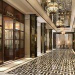 Waldorf Astoria hotel Dubai financial center