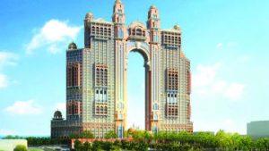 fairmont hotel Abu Dhabi Marina