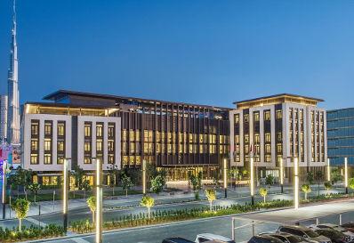 La Ville hotel Dubai
