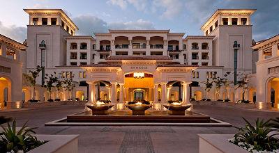 Buddha bar beach St Regis hotel Abu Dhabi