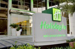 Holiday Inn hotel Abu Dhabi