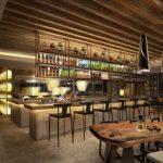 Morimoto restaurant Le Meridien hotel Dubai