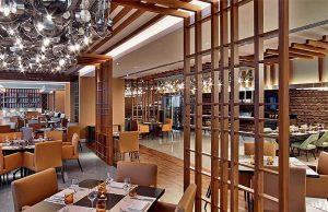 Namu restaurant W hotel Dubai