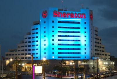 Sheraton hotel Jumeirah Beach - Dubai