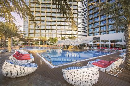 Yar Island Rotana hotel Abu Dhabi