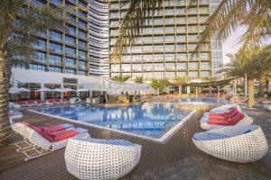 Yas Island Rotana hotel Abu Dhabi