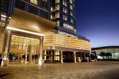 capital centre Arjaan hotel Abu Dhabi