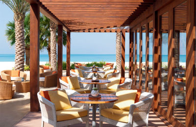 Palm Grill Kitchen Ritz Carlton hotel Dubai