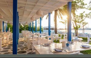 fish beach taverna Le Merdien hotel Dubai