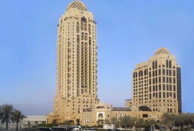 Arjaan rotana hotel Dubai media city