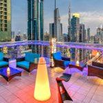 Level 43 restaurant Four points hotel - Dubai