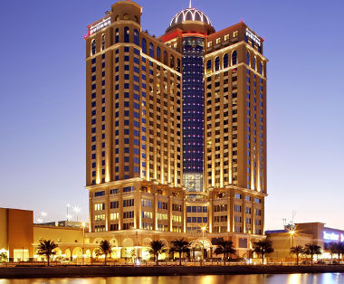 Sheraton Mall of the Emirates Hotel Dubai
