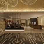 Sheraton grand hotel dubai lobby