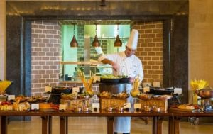 Villa toscana St Regis hotel Abu Dhabi