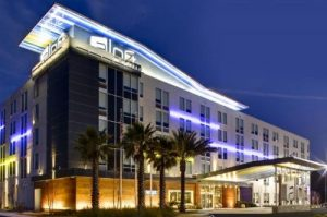 Aloft hotel Dubai Deira city centre
