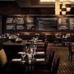 JW Steakhouse Grosvenor house hotel Abu Dhabi