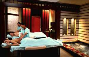 Massage Therapist Fujairah Rotana resort hotel UAE