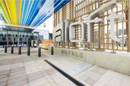 Aloft hotel Al Ain UAE
