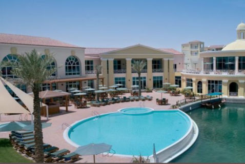 Courtyard hotel Dubai