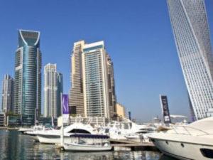 Marriot hotel Dubai harbour